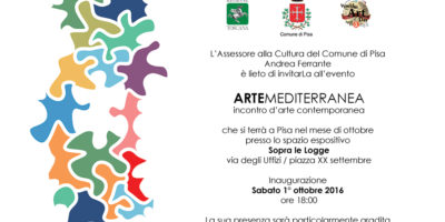ARTEMEDITERRANEA – Spazio espositivo Sopra le Logge – Collettiva d'arte