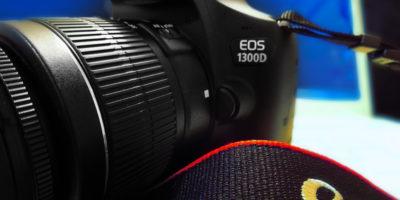 Canon EOS 1300D + 18-55 DC, una reflex per tutti i giorni.